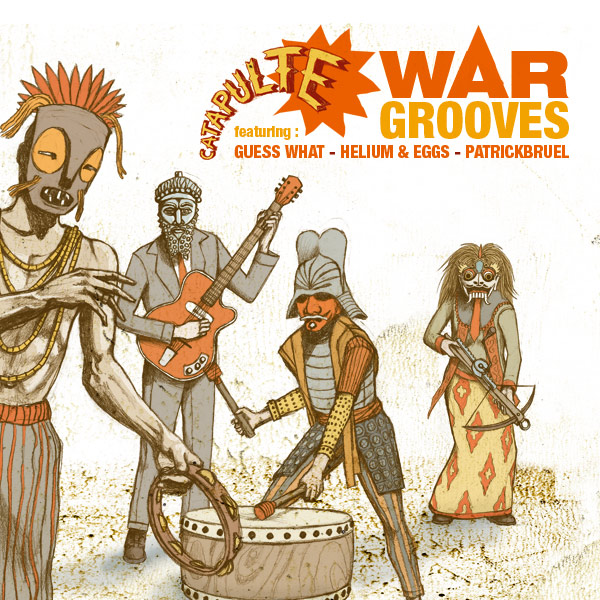 Catapulte War Grooves